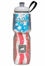 Polar Bottles Polar Insulated 24oz Water Bottle USA Star Spangle