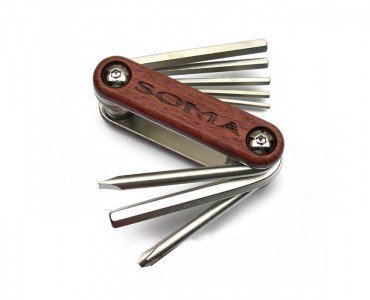 Soma Fabrications Soma Woodie Multi-Tool 8 Functions