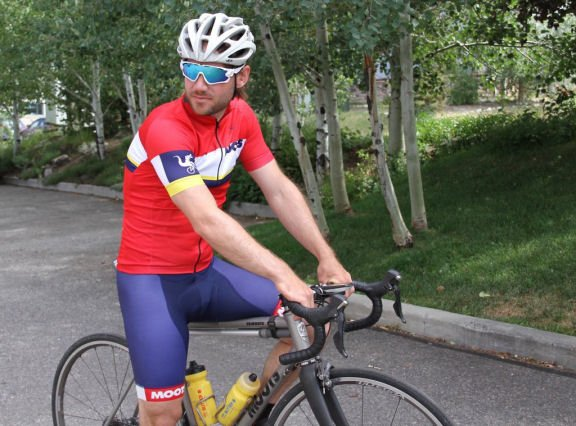 Moots Moots Mens 35th Anniversary  Jersey