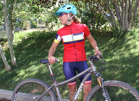 Moots Moots Women's 35th Anniversary Jersey