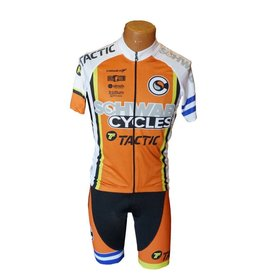 Tactic Tactic Mens Schwab Cycles Team Jersey