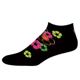 SOS Palani Nght Glow Black Sock
