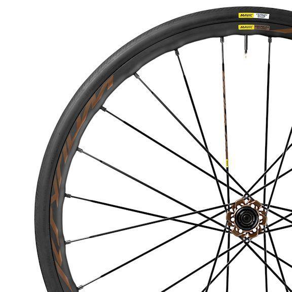 Mavic 2017 Ksyrium Pro All Road Disc Wheelset