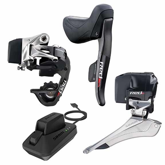 SRAM Red eTap Electric Road Kit (WiFi)