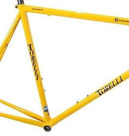 Torelli Torelli Countach Frame yellow 58cm
