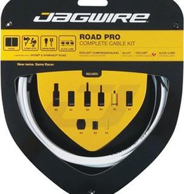 Jagwire Jagwire Road Pro Brake & Derailleur Cable Kit
