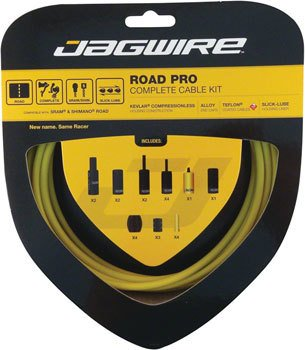 Jagwire Road Pro Brake & Derailleur Cable Kit