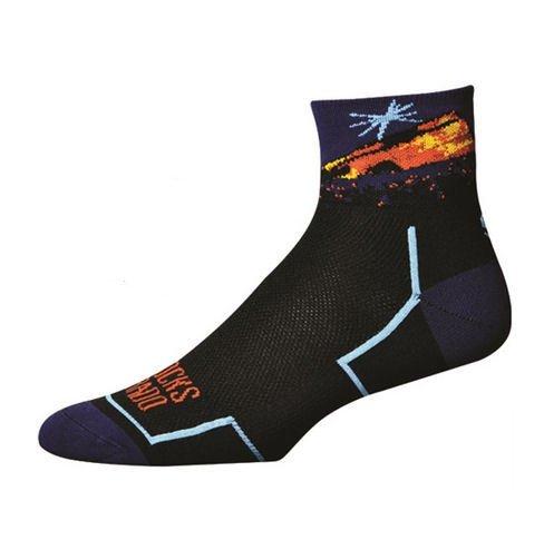 SOS Red Rocks Sock