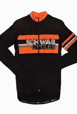 DNA Cycling DNA Cycling Schwab Cycles Wool Long Sleeve Jersey
