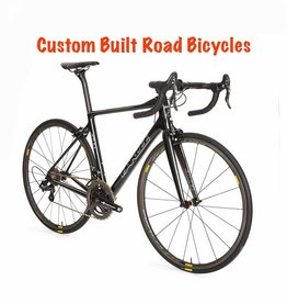 Custom Built Road Bike