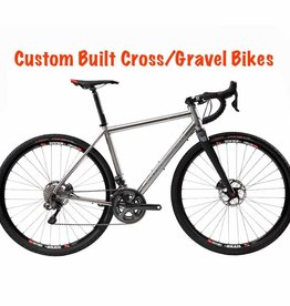 Custom Built Cross/Gravel Bicycle