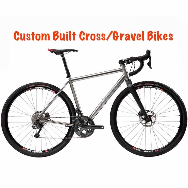 Custom Built Cross/Gravel Bicycle