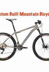 Custom Built MTB Bicycles