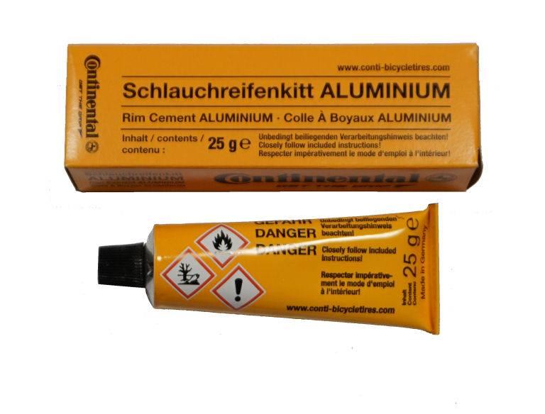 Continental Continental Rim Cement for Aluminium Rims 25g Tube