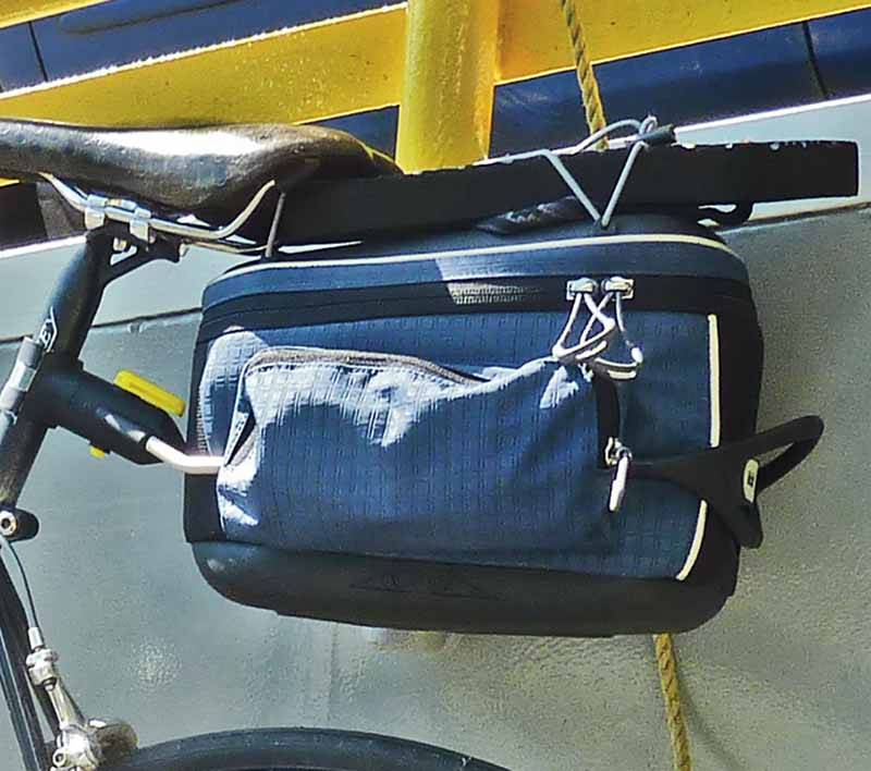 Koki Full Back Seat Bag