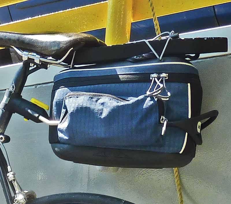Koki Koki Full Back Seat Bag