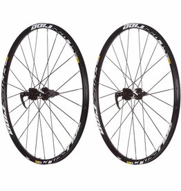 "Mavic Mavic Crossride 26"" Wheelset Disc Black"