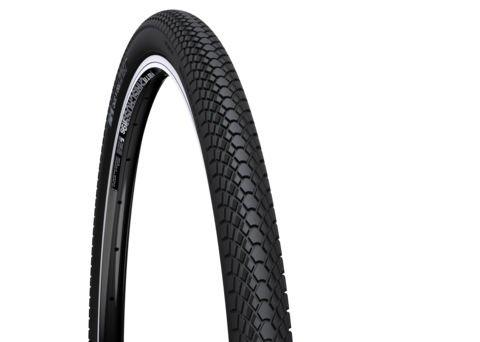 WTB WTB Cruz 700 x 37 TCS Light Fast Rolling Tire, Black, Folding Bead