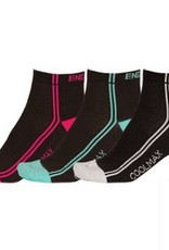 Endura Endura Stripe 3  Pair Wms Sock
