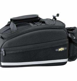 Topeak MTX Quick Track Trunkbag EX: Black