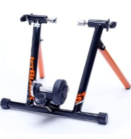 Jet Black S1 Magnetic Trainer