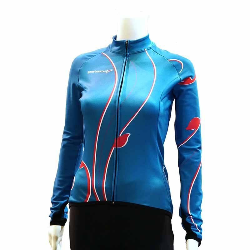 Petalos Petalos 2017 Thermal Long Sleeve  Jersey