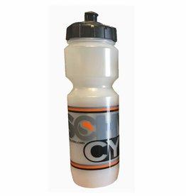 RavX Schwab Cycles New Logo Water Bottle Large