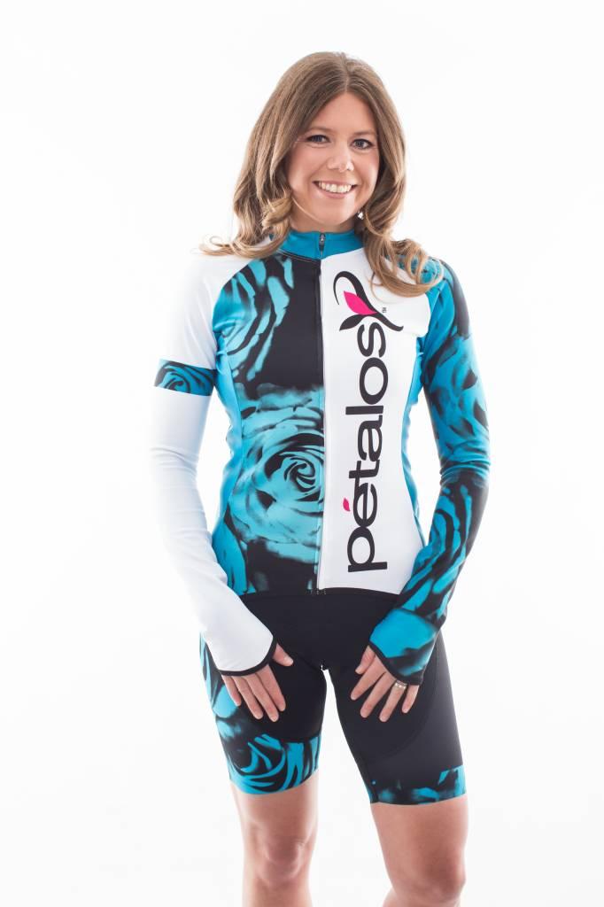 Petalos Women's Thermal Long Sleeve Jersey