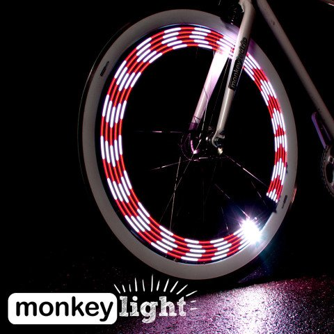 Monkey Light M210 Wheel Light