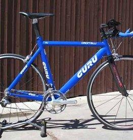 Guru Guru Cron'Alu/Ultegra Bike Blue 53cm