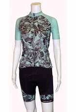 Petalos Women's Short Sleeve Jersey 2018 Menta