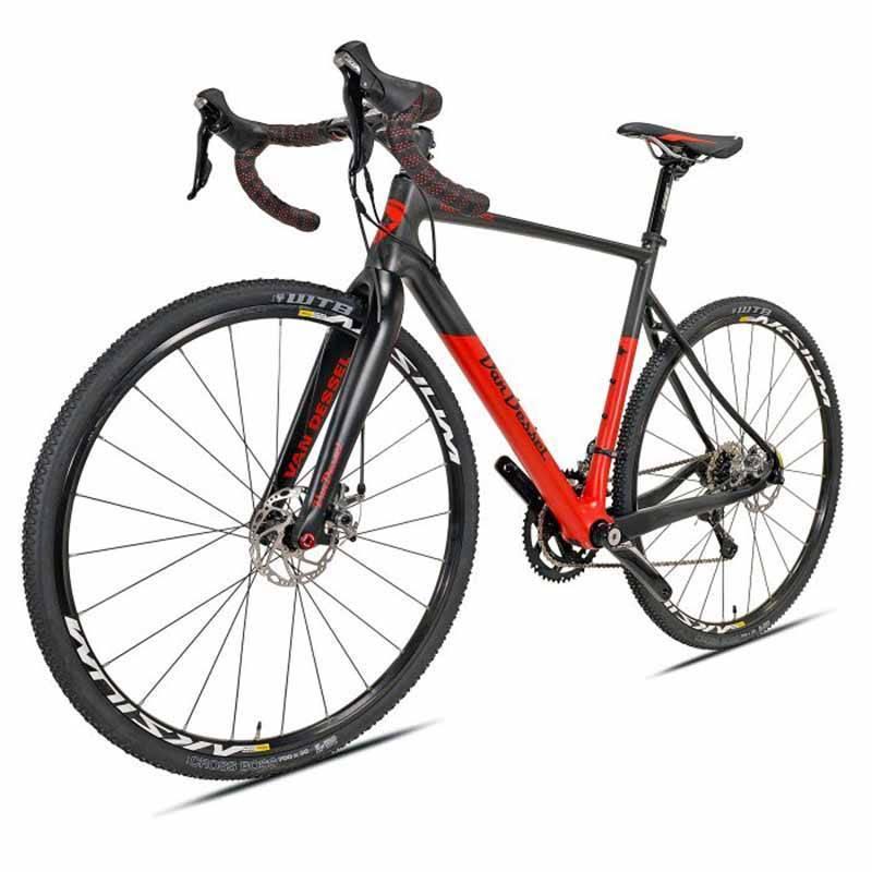 Van Dessel Full Tilt Boogie Ultegra Mech Hyd-Disc Bicycle