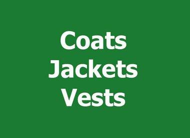 COAT/JACKETS/VESTS