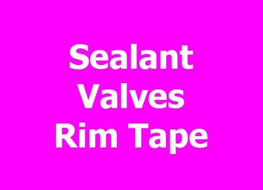 SEALANT/TAPE/VALVES