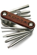 Soma Fabrications Woodie Multi-Tool 10 Functions