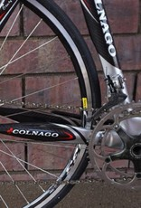 Colnago USA Preowned  CLX 2.0 Silver/Black Record 10spd Bicycle