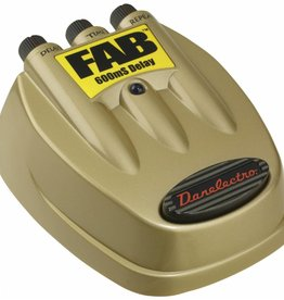 Danelectro Danelectro FAB Delay Pedal