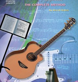 Musicians Institute Press Music Reading for Guitar by David Oakes