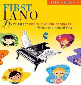 Faber Piano Adventures My First Piano Adventure - Lesson Book A