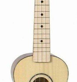 Amigo Amigo Ukulele - Soprano, Solid Spruce Top