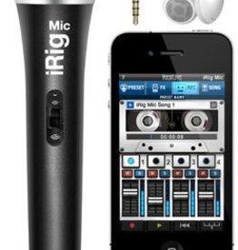 IK Multimedia iRig Mic Smartphone / Tablet Mic