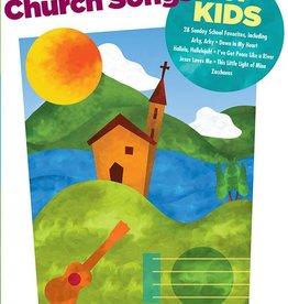 Hal Leonard Church Songs for Kids for Ukulele