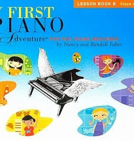 Faber Piano Adventures My First Piano Adventure - Lesson Book B