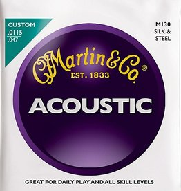 Martin Martin Silk & Steel Strings