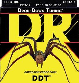 DR Strings DR DDT Electric Guitar Strings - (12 - 60)