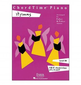 Faber Piano Adventures ChordTime Hymns - Level 2B (Faber Piano Adventures)