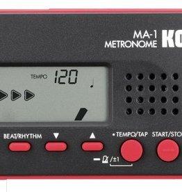 Korg Korg MA-1 Metronome - Red