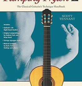 Alfred Pumping Nylon: The Classical Guitarist's Technique Handbook by Scott Tennant