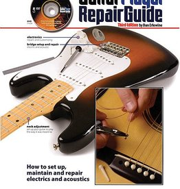 Backbeat Books The Guitar Player Repair Guide by Dan Erlewine
