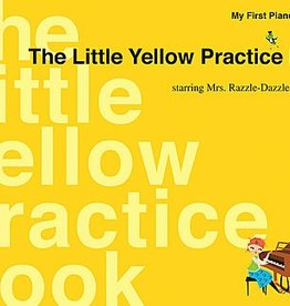 Faber Piano Adventures The Little Yellow Practice Book (Faber Piano Adventures)